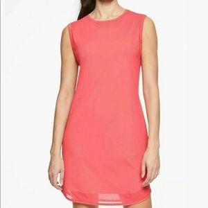 ATHLETA Sunlover UPF Dress Coral